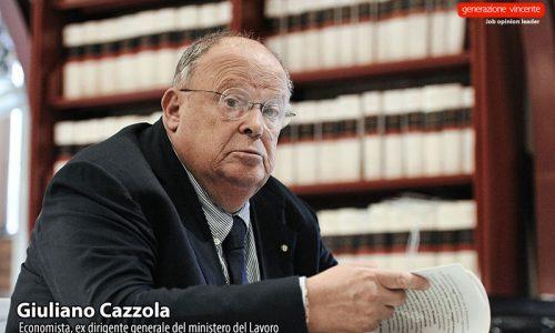Cazzola: «Il contratto a tutele crescenti è la vera svolta, ma urge cambiare il decreto sulle politiche attive»