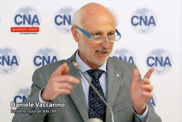 Vaccarino (CNA) : «Il Jobs Act è un potente fattore di competitività per l'artigianato e le Pmi»