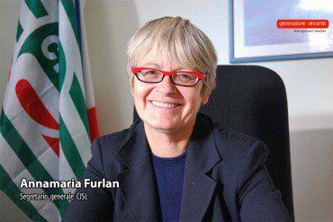 Furlan: «Il Jobs Act è una sfida. Vediamo se funziona contro la precarietà, per estendere le tutele nel mercato e per far decollare le politiche attive»