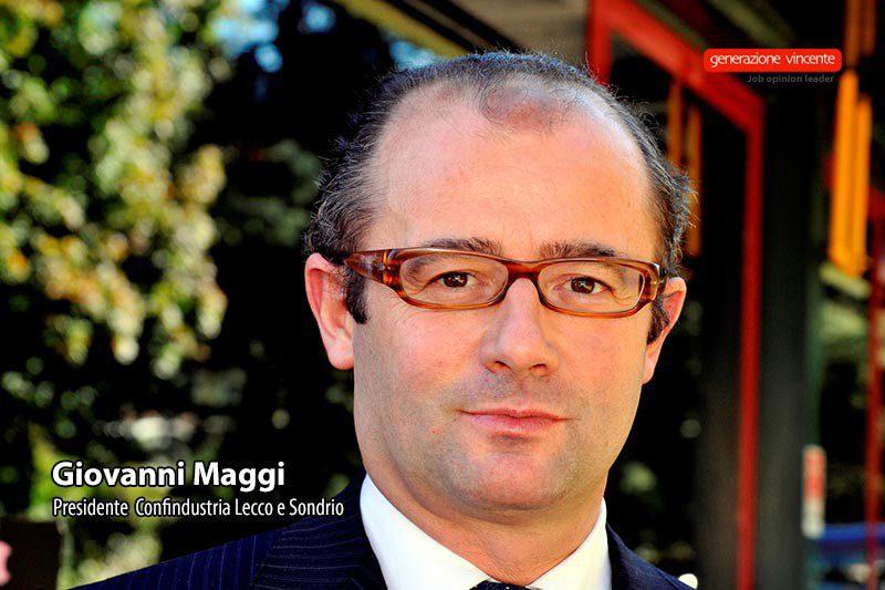 Maggi (Confindustria): «Il Jobs Act va, ma serve il rilancio della domanda interna per dare benzina alla ripresa e all'occupazione»