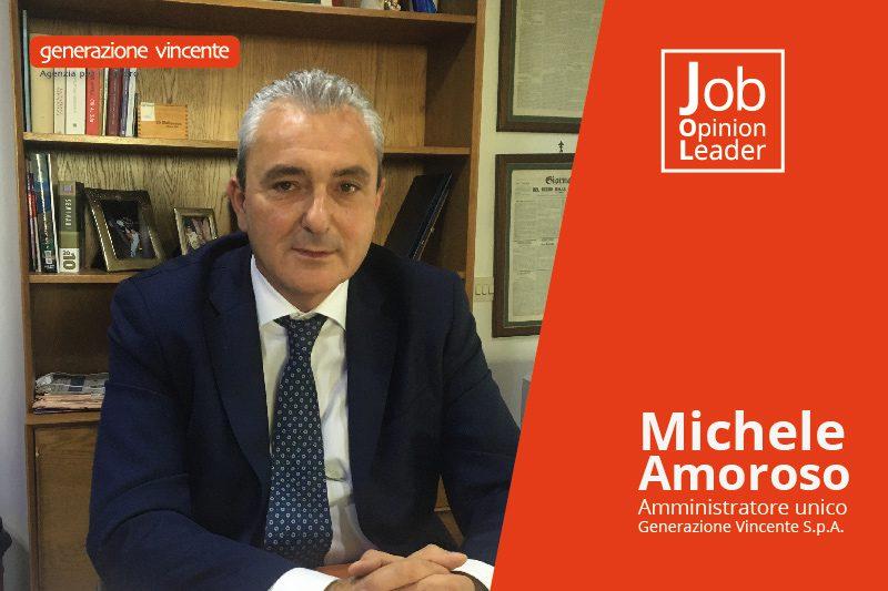 Intervista a Michele Amoroso (generazione vincente S.p.A.): «È ora di superare i pregiudizi sui privati»