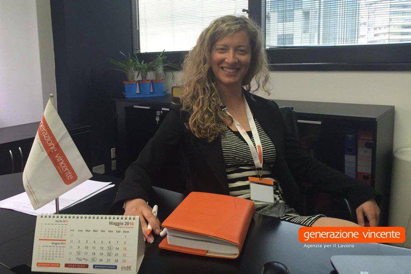 Daniela Stufano: Nuovo HR Manager in Generazione Vincente SpA