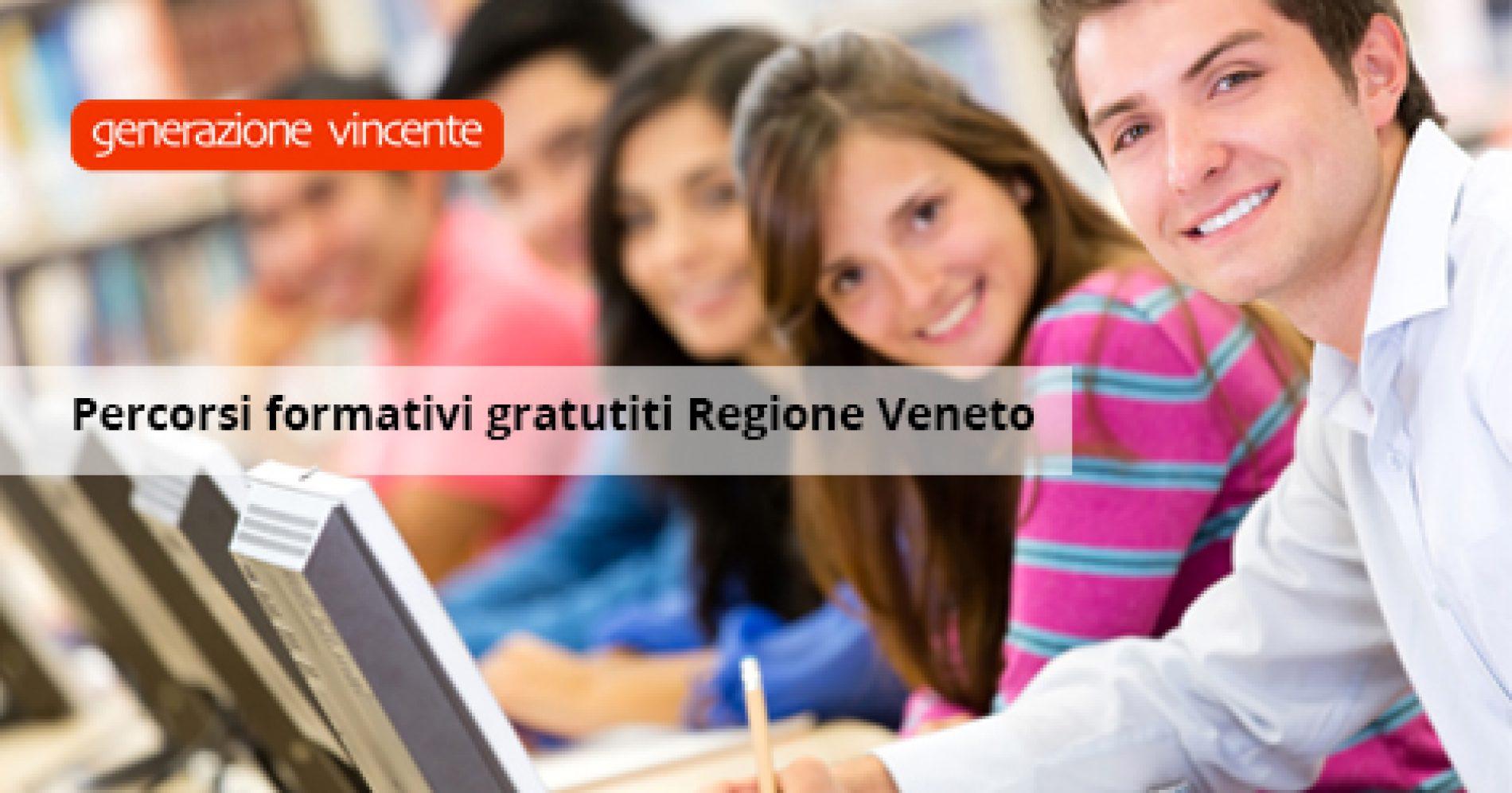 Percorso di riqualificazione professionale per addetto alle vendite [Regione Veneto – DGR 840/2015]