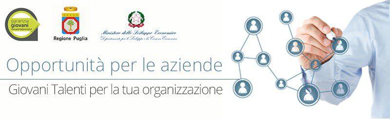 Tirocini e Garanzia Giovani: occasione per le aziende pugliesi
