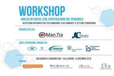 Innovazioni gestionali nel settore ferroviario: al via il Workshop