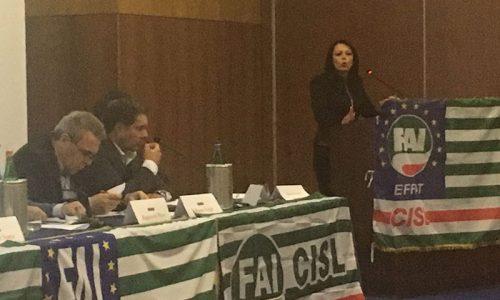 """Palmeri al convegno organizzato dalla FAI Cisl: """"Con la Legge 199/2016 massima attenzione contro il caporalato"""""""