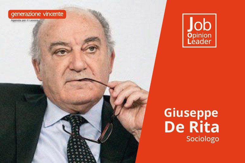 De Rita: «Il sindacato torni alle origini e riprenda in mano la sua storia»