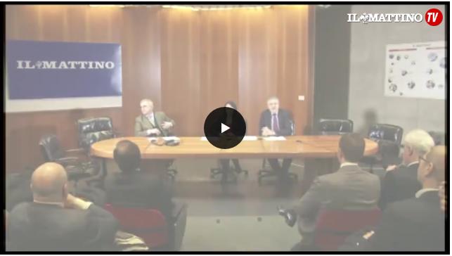 [video] Lavoro, forum 'Il Mattino' con l'assessore Palmeri: tema occupazione è punto focale nostra regione