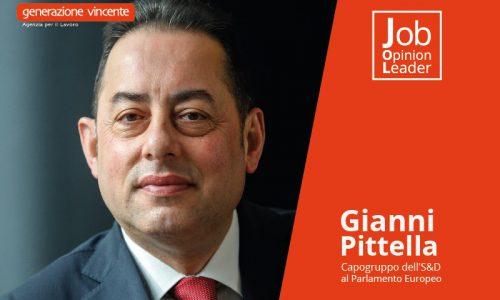 Pittella: «Giovani senza lavoro, i dimenticati d'Europa»