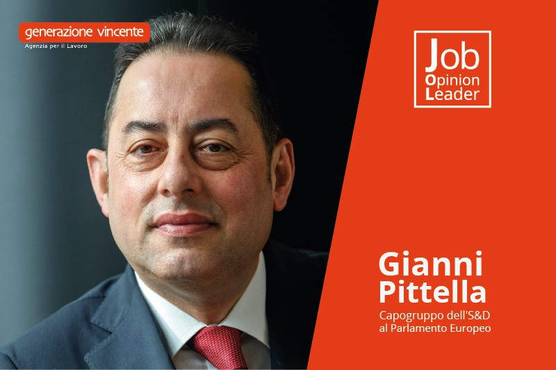 On. Pittella: «La disoccupazione giovanile è la vera piaga dei nostri tempi e l'Europa sembra non averne piena consapevolezza …»