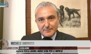 "Roadshow Assolavoro, Michele Amoroso : ""Bisogna diffondere una nuova cultura del lavoro"" [video]"