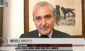 """Roadshow Assolavoro, Michele Amoroso : """"Bisogna diffondere una nuova cultura del lavoro"""" [video]"""