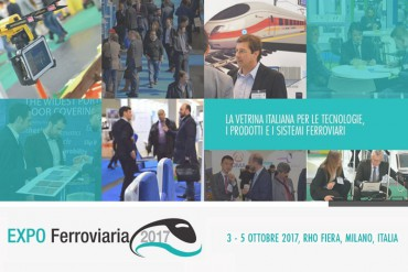 EXPO ferroviaria 2017: Generazione vincente sarà presente all'ottava edizione