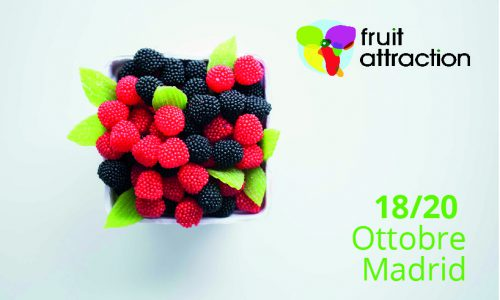 Fruit Attraction: Generazione Vincente sarà presente a Madrid dal 18 al 20 ottobre