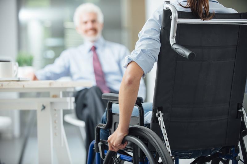 assunzione di un lavoratore disabile