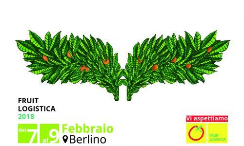 Generazione Vincente S.p.A. sarà presente alla fiera Fruit Logistica di Berlino dal 7 al 9 febbraio