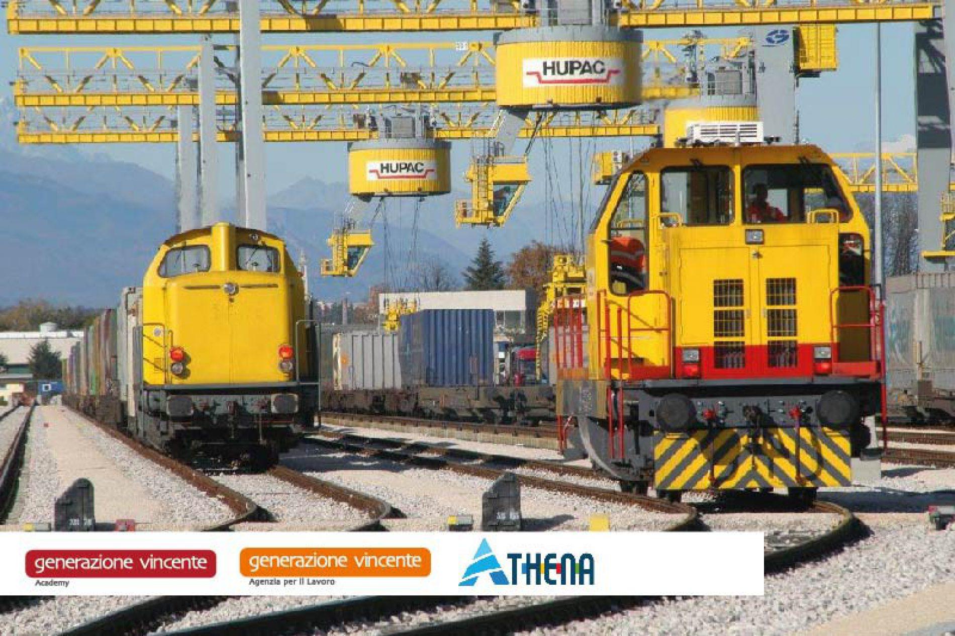 Diventa operatore di manovra e lavora nel settore ferroviario