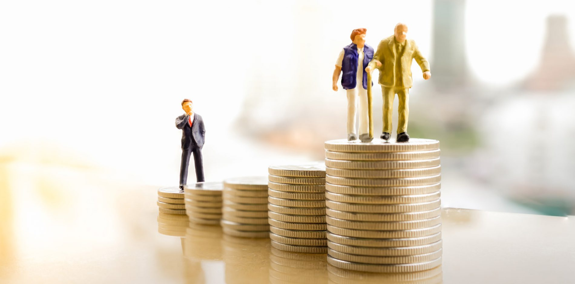 La quota 100 per le pensioni, come superare la legge Fornero