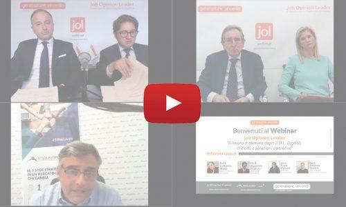 Rivedi il Webinar tenuto da Eufranio Massi sul Decreto dignità [Podcast]
