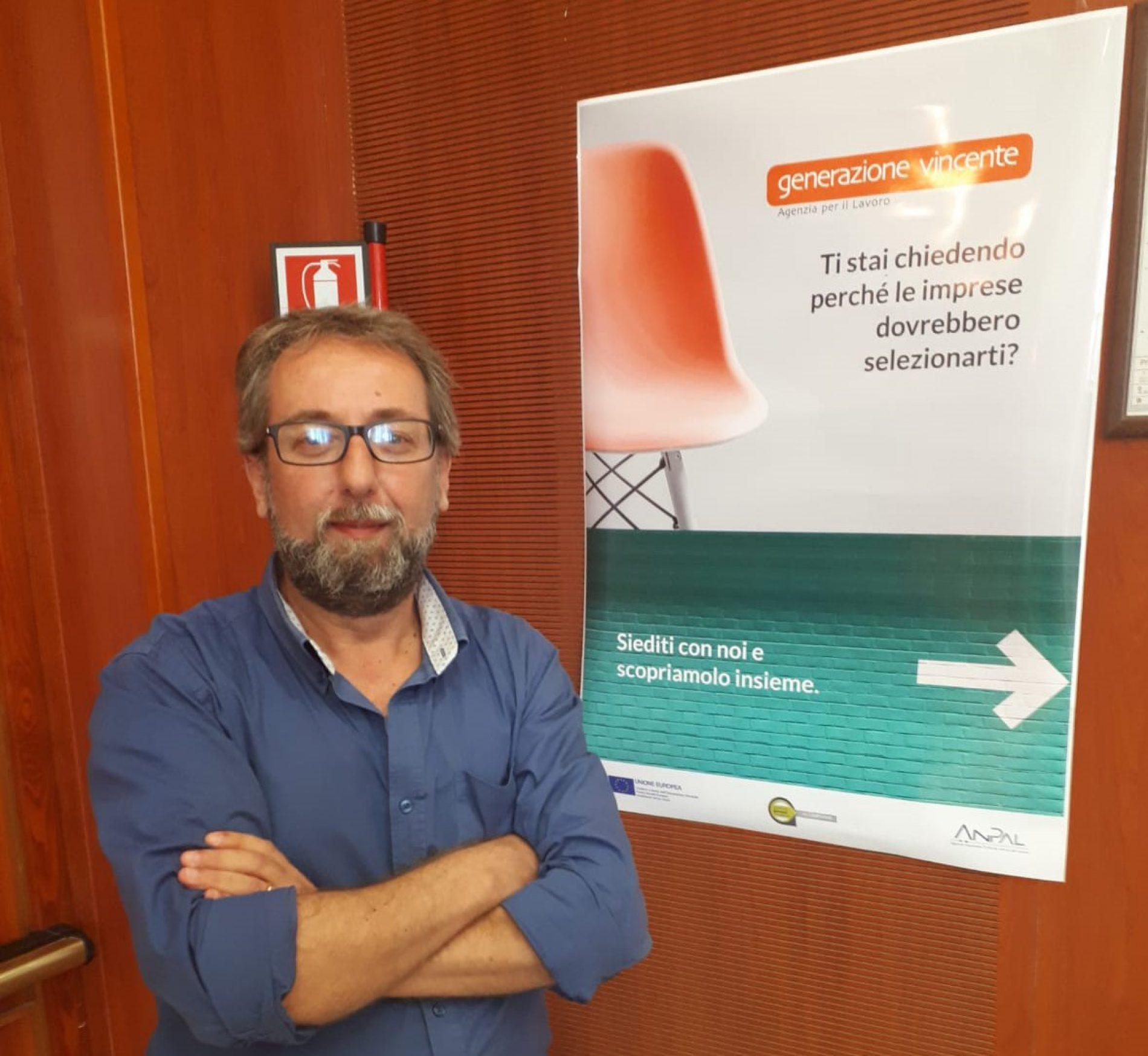 """Stazione Marittima di Napoli gremita di giovani per il Recruiting Day """" Mettiti in gioco """""""