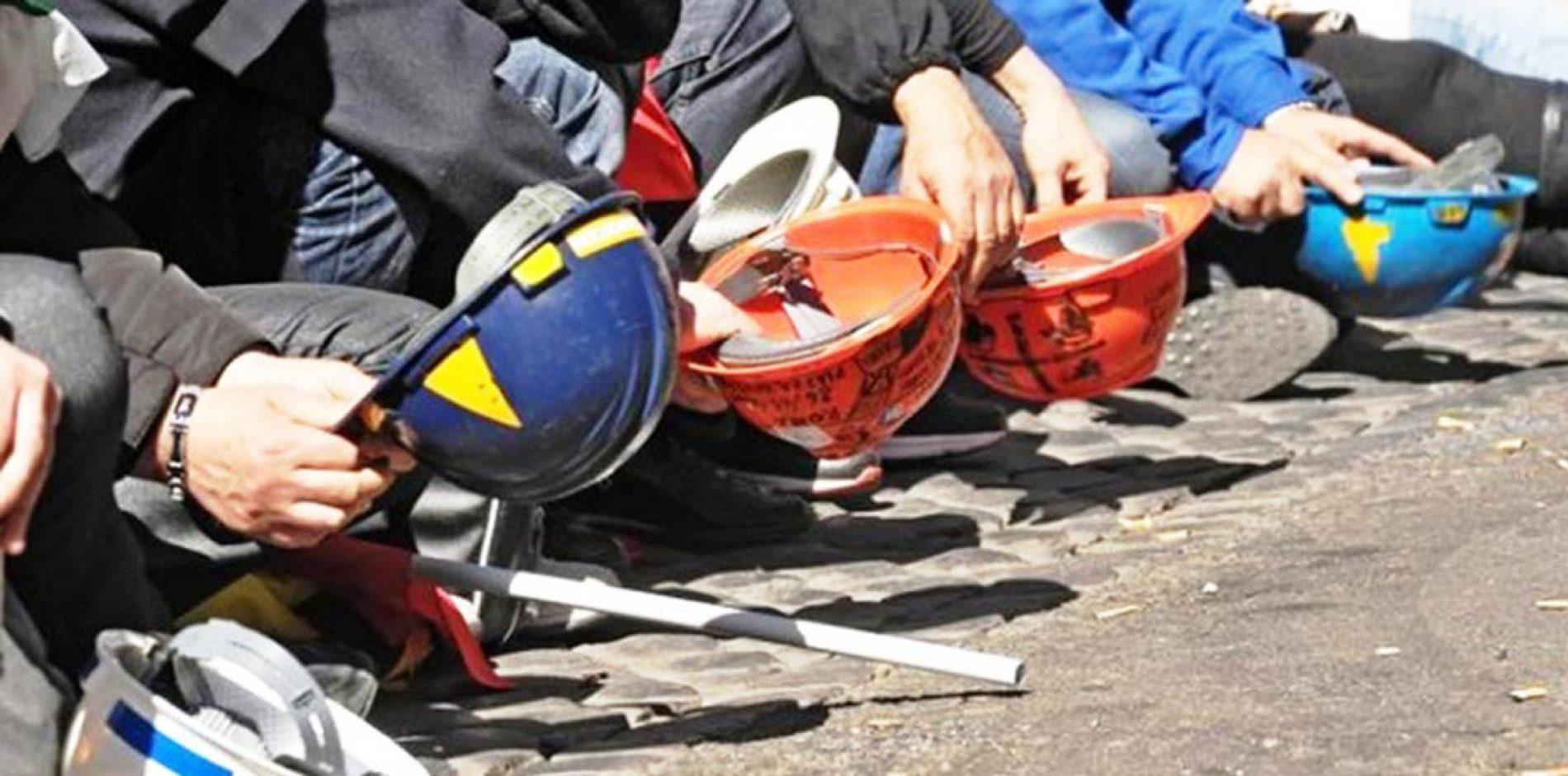 Si fermano gli ammortizzatori sociali, a rischio 140 mila lavoratori