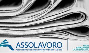 Assolavoro: firmato nuovo accordo su lavoro in somministrazione