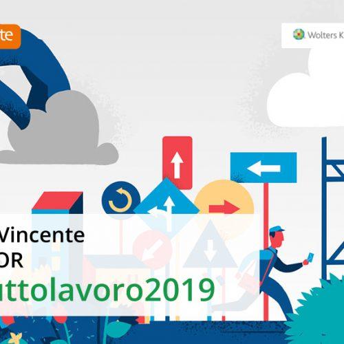 Generazione Vincente Main Sponsor di Forum TuttoLavoro 2019