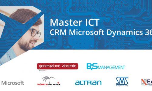 MASTER ICT CRM MICROSOFT DYNAMICS 365 – Napoli