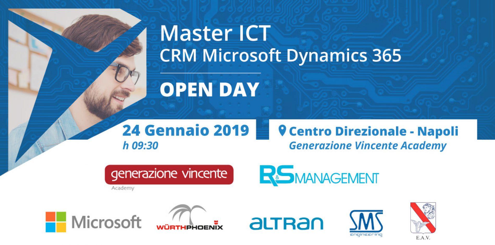 Open day con Generazione Vincente Academy e Microsoft
