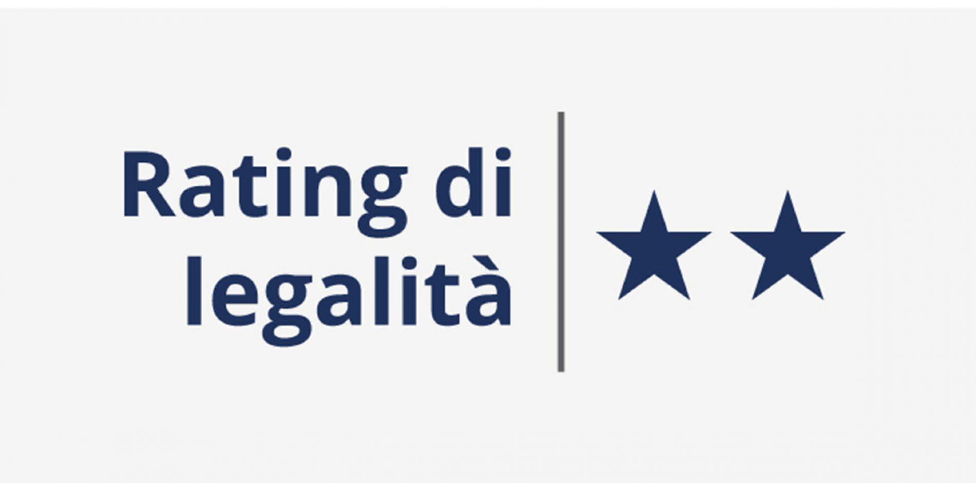 """Rating di Legalità: Generazione Vincente S.p.A. si aggiudica la seconda """"stella"""""""