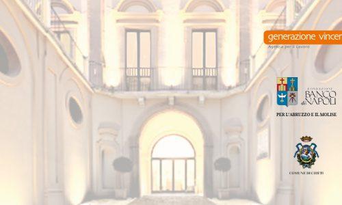 Generazione Vincente main sponsor della Fondazione Banco di Napoli per l'Abruzzo e il Molise