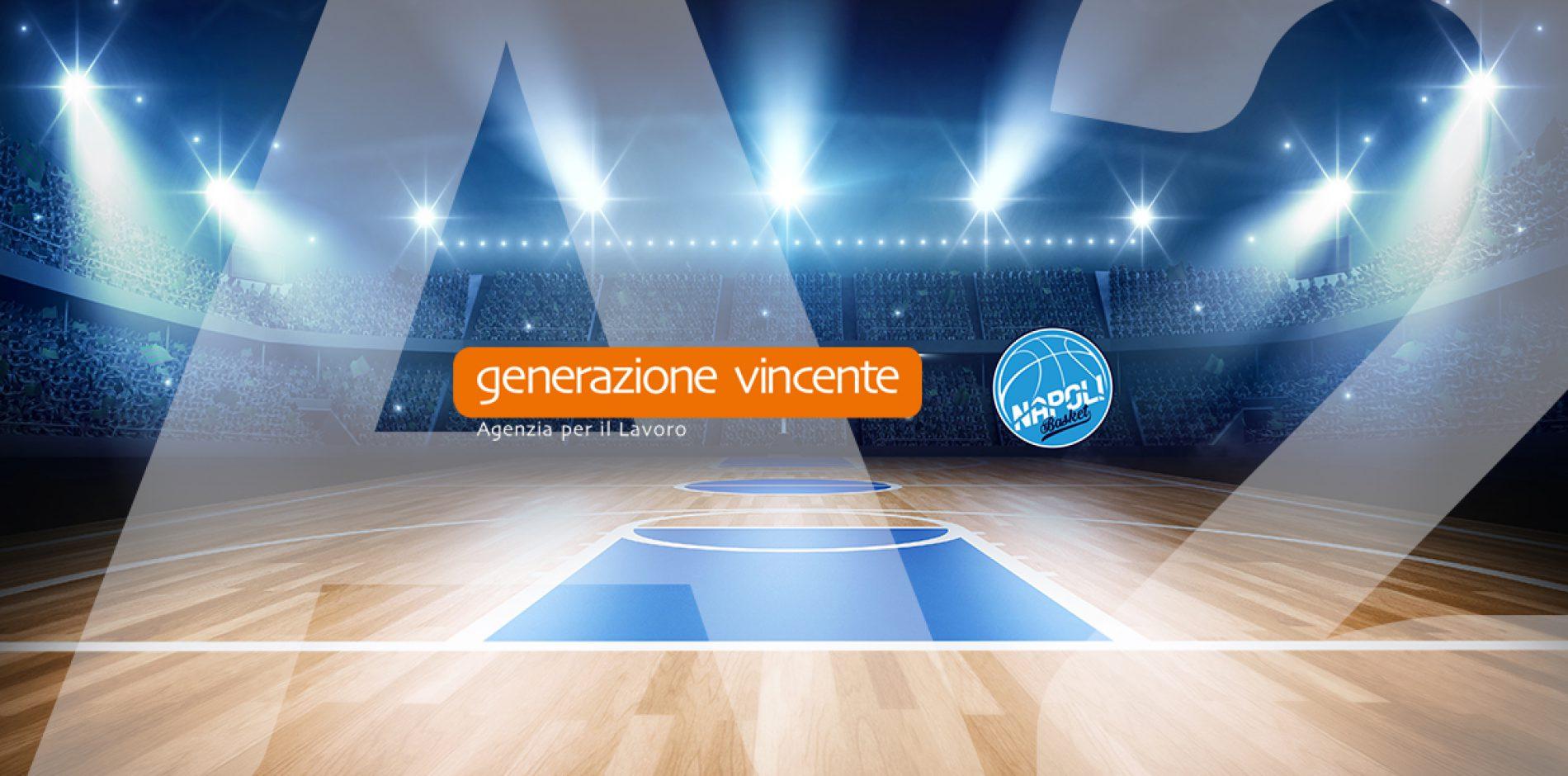 Comunicato ufficiale: Generazione Vincente Napoli basket torna in A2!