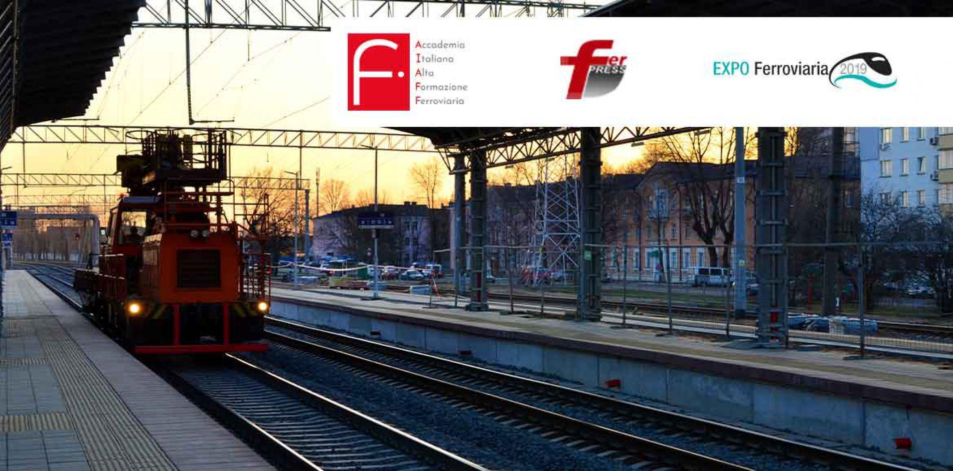 Expo ferroviaria – AIAFF presente al convegno sull'efficienza dei trasporti
