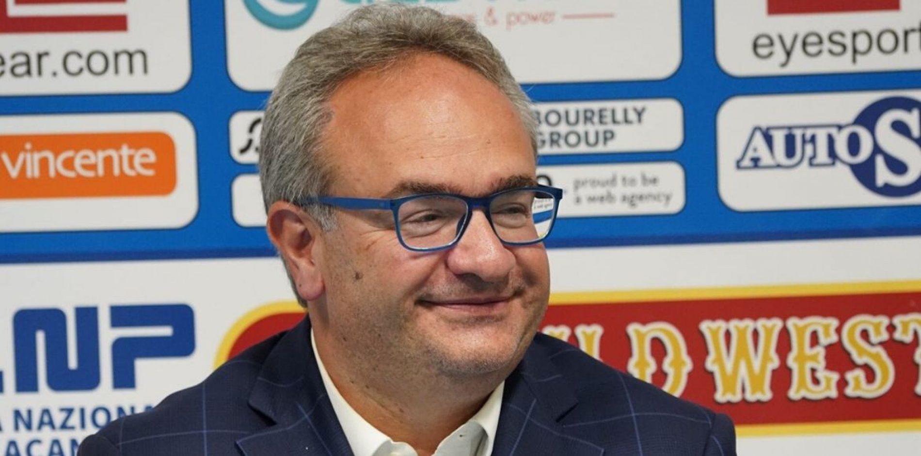 Gevi Napoli basket – Pino Sacripanti è ufficialmente il nuovo head coach degli azzurri
