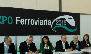 Formazione Ferroviaria – L'intervento di Nietta Novielli al convegno sull'efficienza dei trasporti