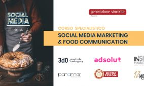 "Social Media Marketing & Food – In arrivo il nuovo corso ""di Social Media Meal"""