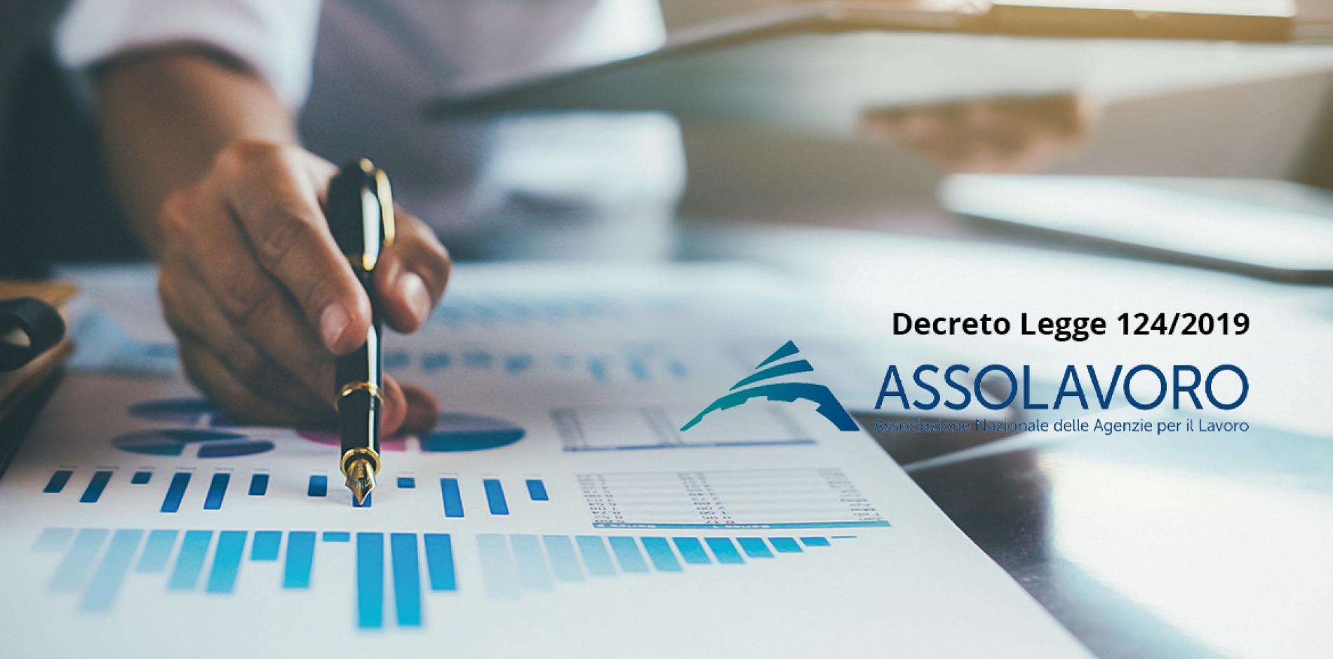Decreto Legge 124/2019 – Come cambia la disciplina dell'appalto dal 1° Gennaio 2020