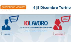 IOLAVORO Torino – Generazione Vincente presente alla 23° edizione