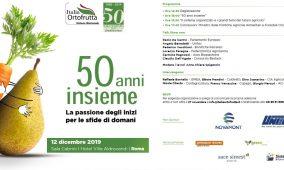 50 anni di Italia Ortofrutta – Generazione Vincente sponsor dell'evento