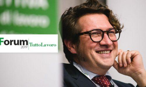 Somministrazione e flessibilità. L'intervento di Luca Peluso al Forum TuttoLavoro 2019