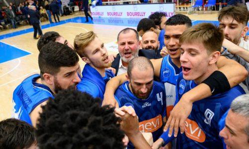 Gevi Napoli basket – Le quattro vittorie di fila e la voglia dei Play-off