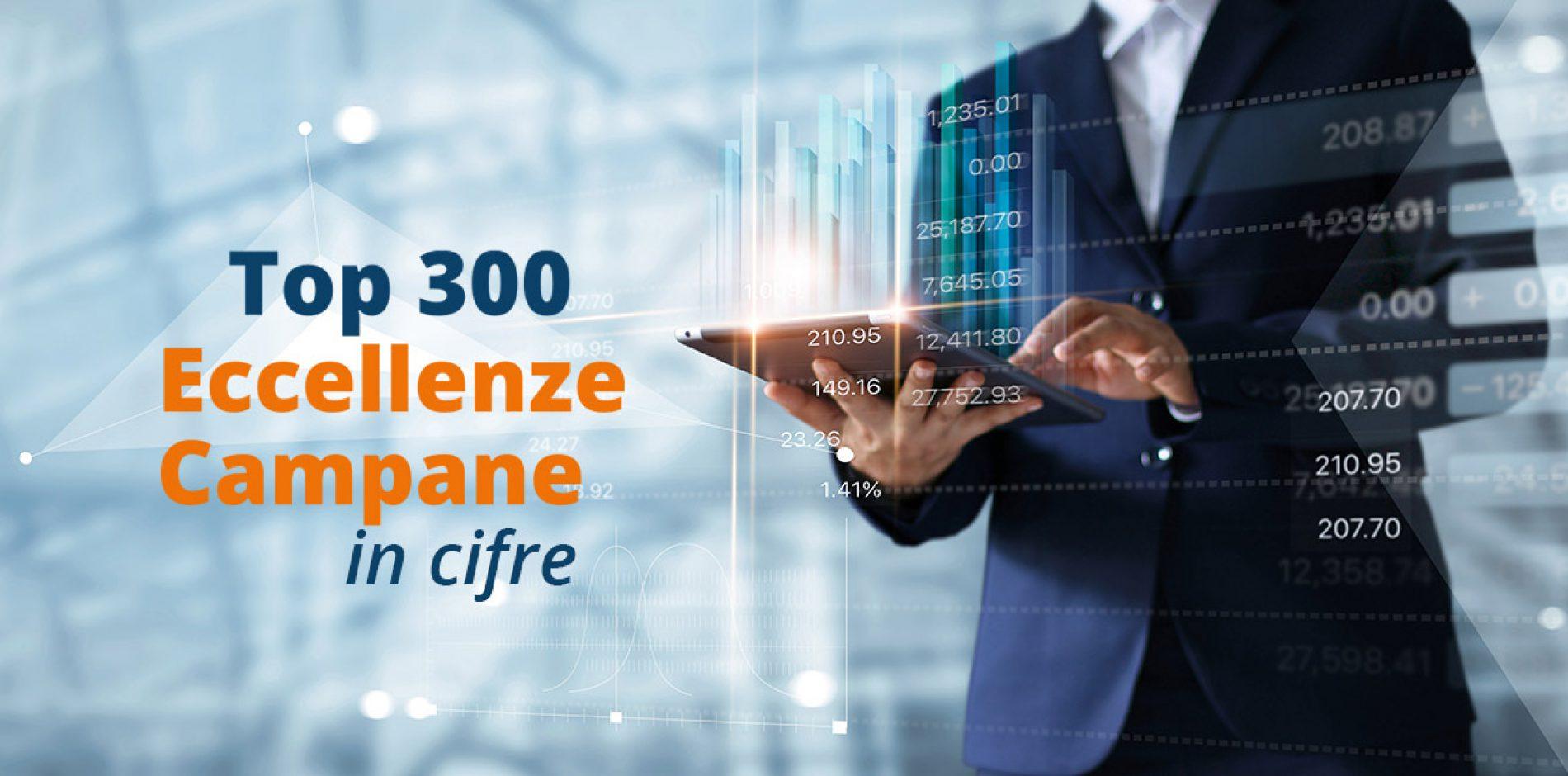 Top 300 Campania – Generazione Vincente al 58° posto tra le imprese eccellenti