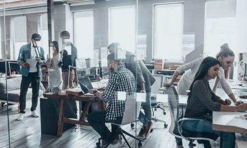 Benessere aziendale – Come cambiano gli uffici con il lavoro agile