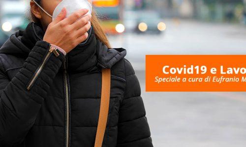 Covid-19: il sostegno al reddito da lavoro dipendente e la sospensione dei licenziamenti [E.Massi]