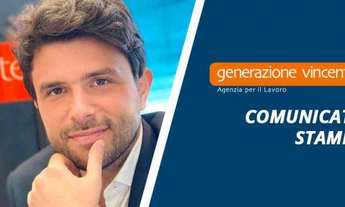 Generazione Vincente S.p.A., cambio al vertice: Alfredo Amoroso nuovo AD