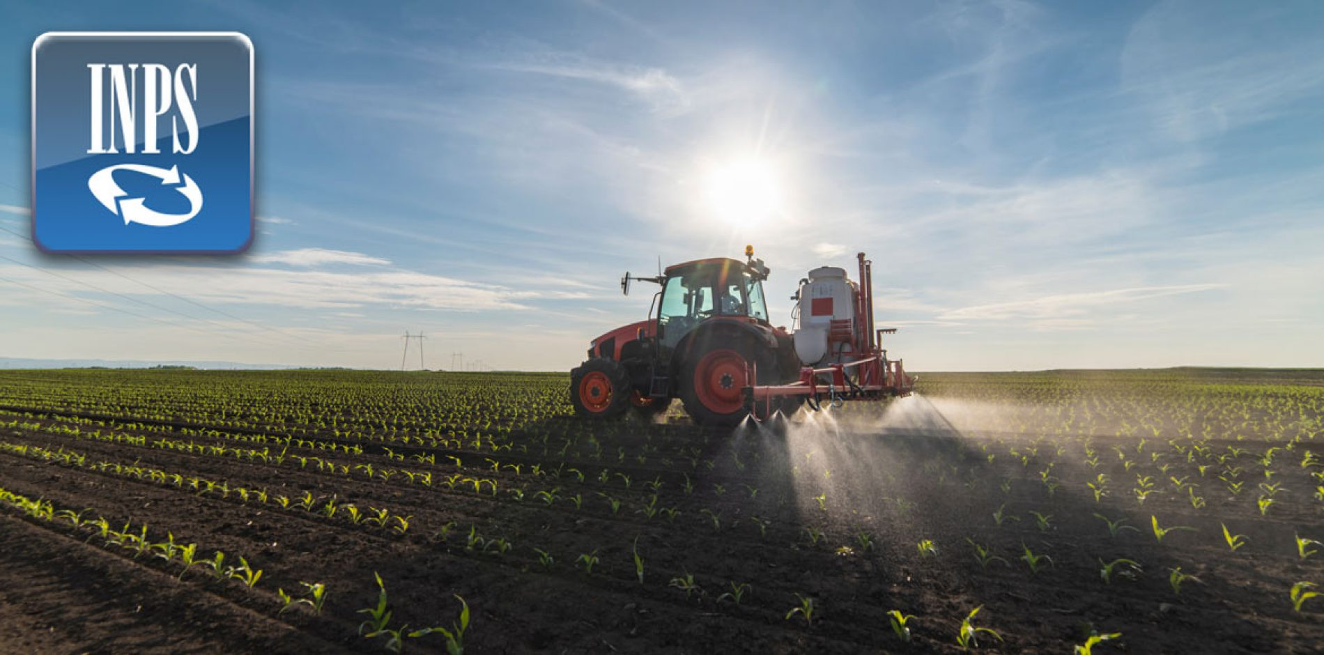 INPS: esonero contributivo per coltivatori diretti e imprenditori agricoli professionali