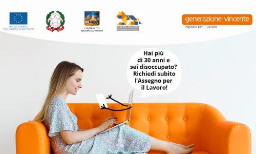 Assegno per il lavoro – La misura rivolta a disoccupati over 30 residenti in Veneto