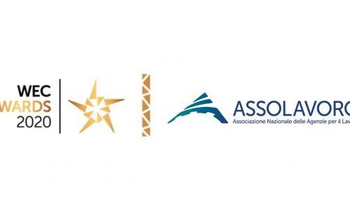 Assolavoro: premio WEC AWARDS 2020