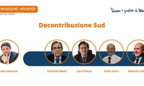 Decontribuzione SUD: l'analisi dell'Avv. Luca Peluso e del dott. Paolo Stern