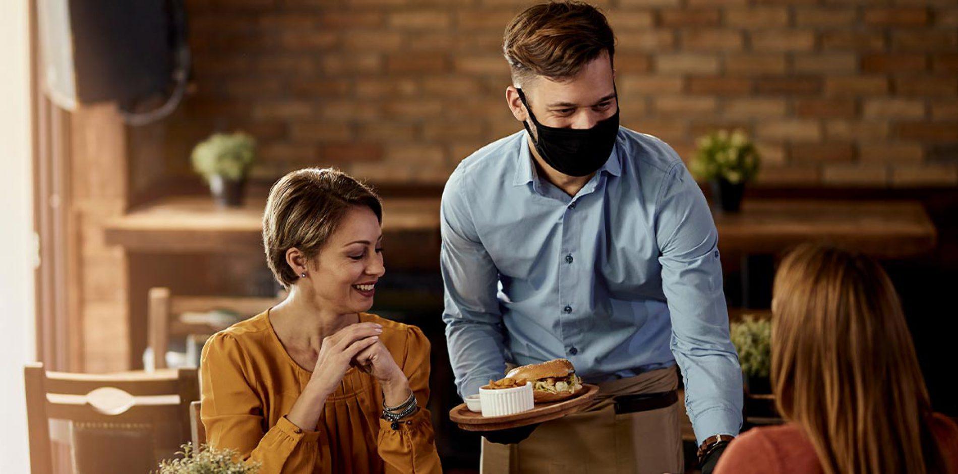 Legittimo rifiutare di servire il cliente senza mascherina [Eufranio Massi]